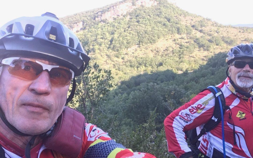 Rando VAE : le tour des Aigueres