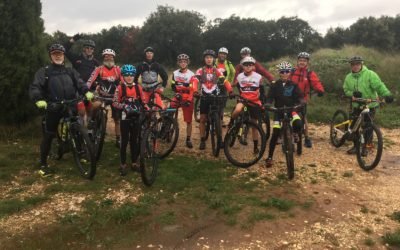 Reco boucle 20 km Vtrruffes 2019