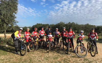 Reco du circuit 35 km VT'Truffes 2019