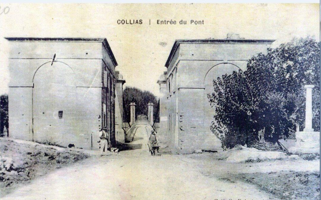 Sortie Collias